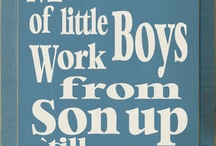 MY BOYS / by Kay LaFleur
