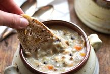Soups & Stews / by Sandy Wilson