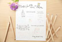 Printables / by Handmade Mood