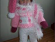 crochet doll clothes & stuff / by Jenny Fontenot