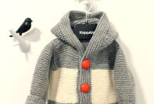 Wear it: for the little ones / by Mina Sung Choi