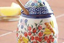 Honey Pots / by Jeri Bari
