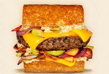 The Cheese & Burger Society's Pin-to-Win! / by Barbara Ryan