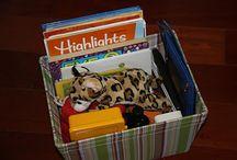 Activities for Little Ones / by Rachel Eder
