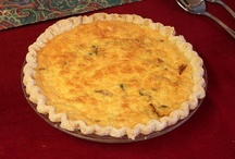 Pie/Quiche / by Sherry Lancaster