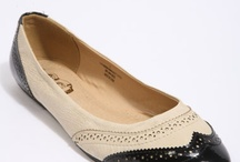 shoes / i'm usually a size 4 (37) if you're feeling generous! / by anna | farfromtheweddingcrowd