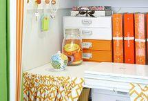 Closet Desks / by Susanna Brellis