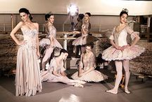 Ballerinas / by Frances Chae