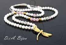 Female Necklaces / ♚ ♕ D.i.A. Bijou ♛ ♔ http://dia-bracelets.com/neclace%20/neclace-female / by ♚ ♕ D.i.A. Bracelets ♛ ♔