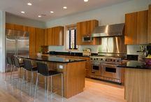 Kitchen Designs / by Amy Gouchee Gradoville