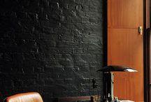 Black Store Interior / by Catherine Champion