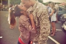 Love My Marine :)  / by Chelsea Hobbs