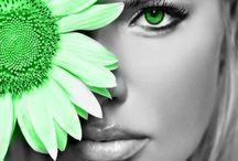 Eyes . Lips / by Cindirilla