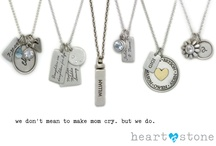 Holiday Gift Ideas For... / For Him, Her, Mom, Dad, Grandparents, daughters and sons! / by Heart and Stone Jewelry
