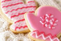 Decorator Cookies / Decorated cookies  / by Teresa Martin