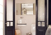 Bathrooms / by Rebecca Whitton