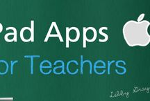 IPad Aps for teachers / by Jean Pearce