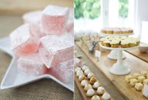rustic pink baby shower / by Allison Geiger