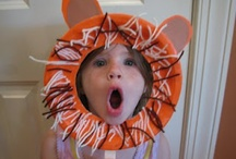 Crafts to do with your kids / by Ashley Mulder