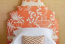 Color of 2012 - Tangerine Tango / Pantone chose Tangerine Tango as the color of the year 2012 / by Susan Halstead
