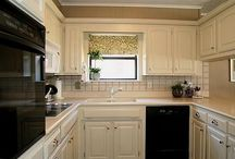 Kitchen Ideas / by Diane Meredith
