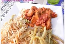 cuisine viandes / by mivette