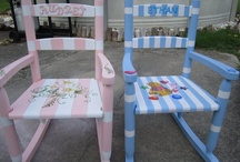 Baby Chairs / by Donna Doyle