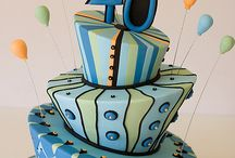 Topsy-Turvy Cake Ideas / by Donna Lemery (Life's Cake)