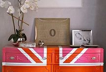 Painted Furniture / by Online Interior Design