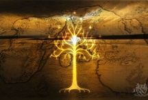 Tree of Gondor<3 / I love the tree of Gondor from Lord of the Rings soooo much! It's so pretty and symbolic. / by Jordan Oulela