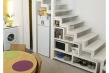 Storage ideas / by Erika Saeppa Lovingfoss