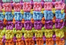 Crochet Stitch Patterns / by Underground Crafter
