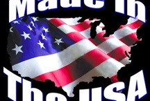 MADE IN USA / by Dick N Jan Breedlove
