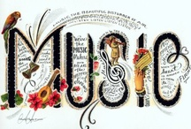 Music  / Music is for the soul.  Music is life.  I couldn't imagine the world without the sound of music.   / by Terry Ivan