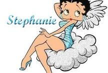 Stephanie ;) AKA Vern!! / by Ruth Paniccia