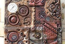 Clay Art-Mosaics / by Lillian