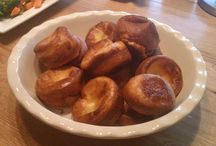 Yorkshire pudding / by James Valley  Sr