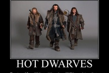 Hobbit, TLOR, and all!  / by Brittany Stone