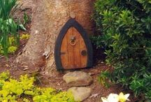 Fairy Gardens / I don't garden, but these are just too cute.  / by Melanie Kern