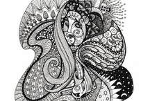 Zentangle & Doodling  / by Marjie Curtis