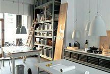Workspace insp / by Michael van Vuuren