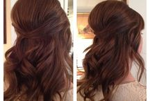 Hair / by Lacey Acuff