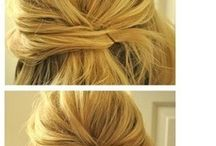 Hair ideas / by Kelli Bueker