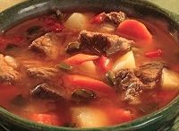 Recetas de sopas, caldos y estofados / by RECETAS FACILES