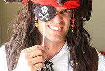 Pirate Party Ideas / by Gretchen | Three Little Monkeys Studio