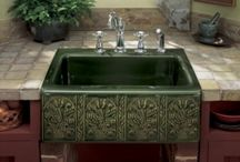 Farmhouse sinks / by eFaucets.com