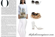 WHAT TO WEAR / by The Fashion Engineer