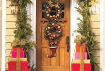 christmas decor / by Stephanie Johnson