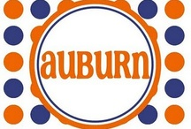 Auburn...You had me at War Eagle! / by Susan Rhodes