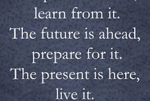 Quotes / by Jessica Parr